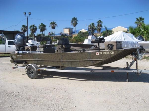 G3 Boats 1860 Camo SC Shadow Grass®