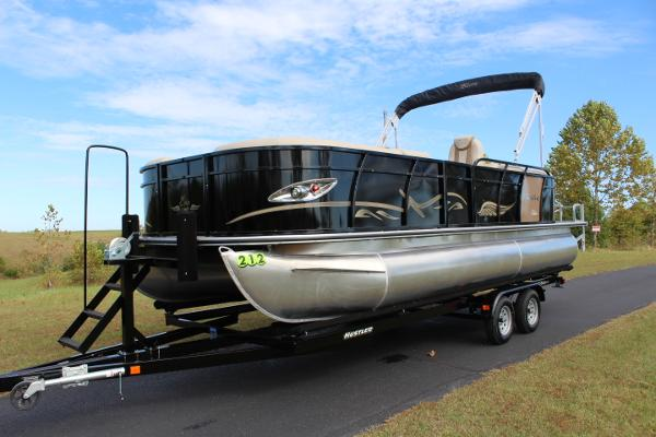 Bentley Pontoons Elite Admrial 220
