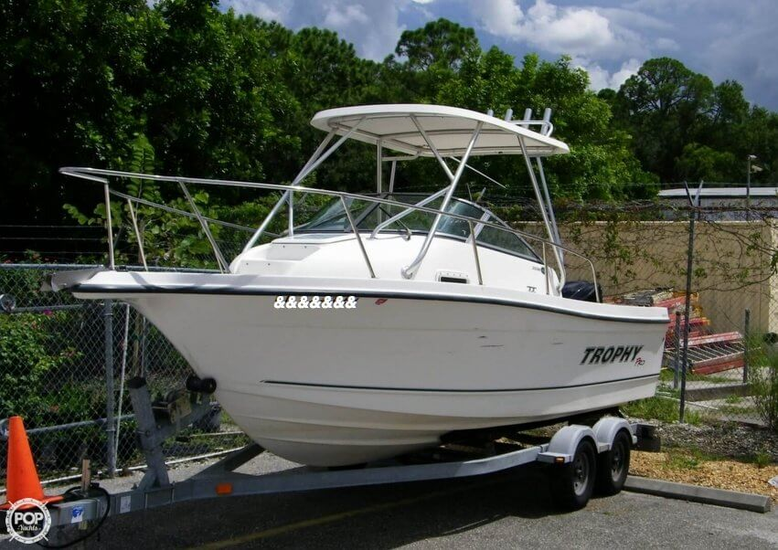 Trophy Pro 2002 WA 2007 Trophy Pro 2002 WA for sale in Sarasota, FL
