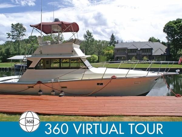Viking 35 Sportfisher