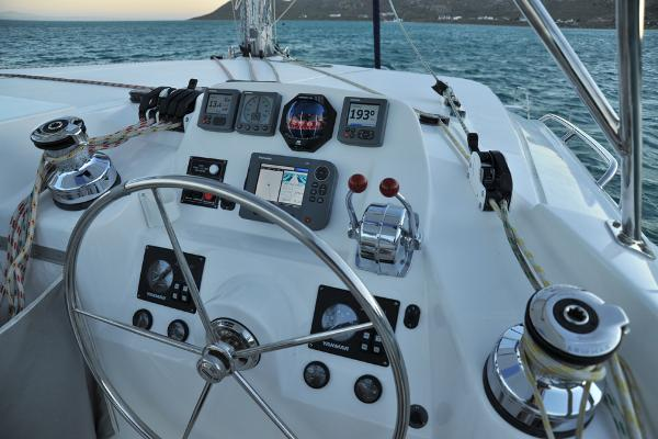 Leopard 44 Helm