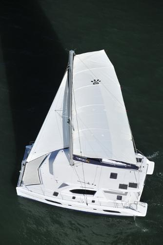 Leopard 44 Aerial View