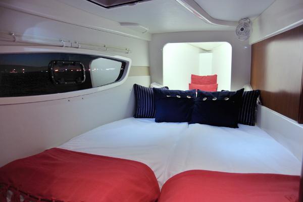 Leopard 44 Cabin