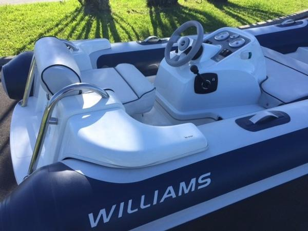Williams Performance Tenders 325