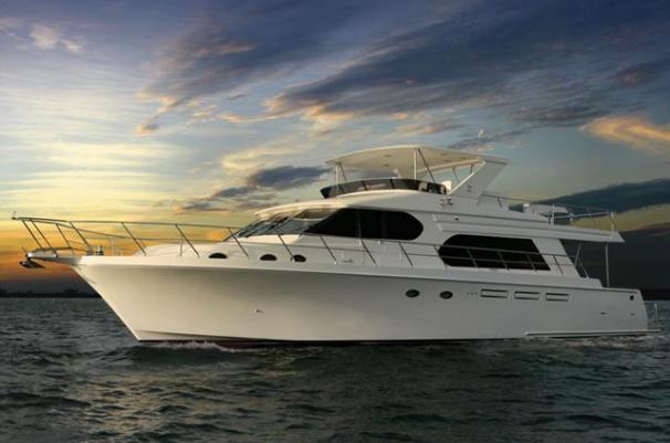 Ocean Alexander 64 Motoryacht Manufacturer Provided Image