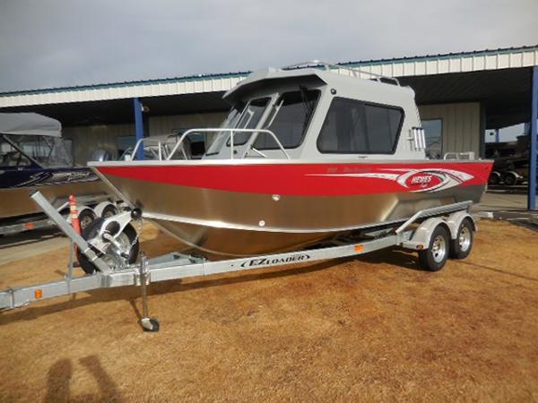 Hewescraft 210 Sea Runner HT w/ET