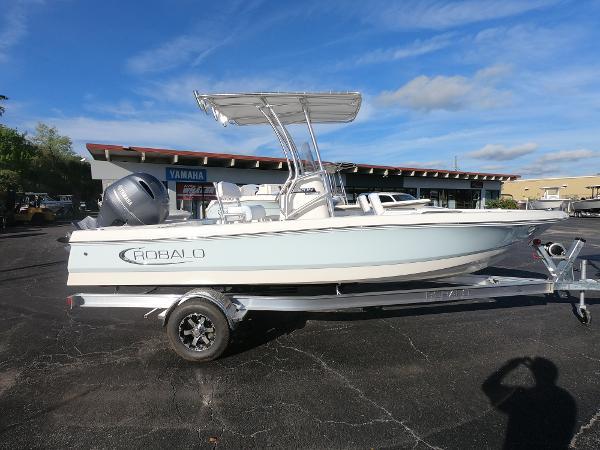Robalo 206 Cayman S