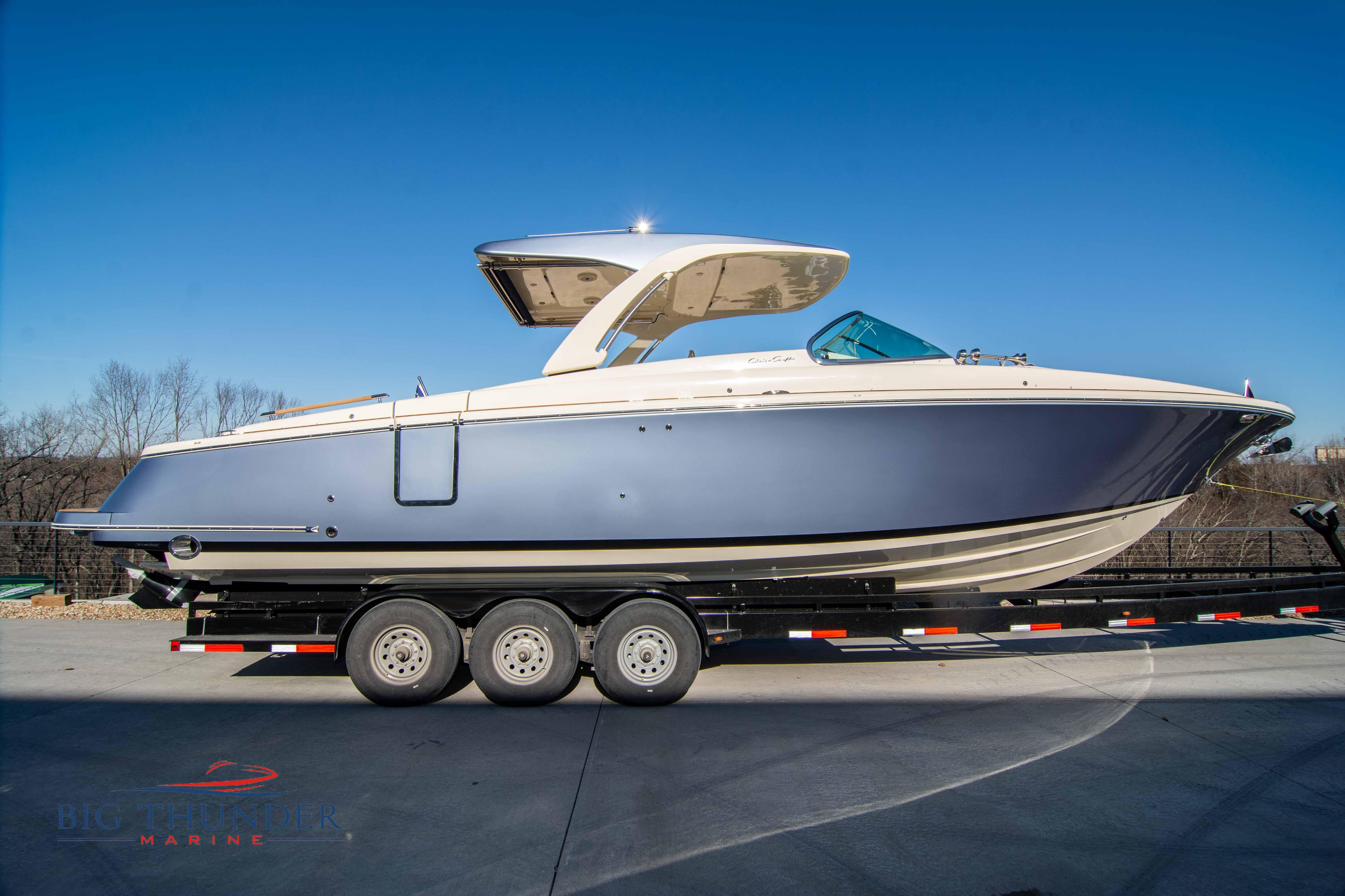 Chris-Craft LAUNCH GT 35 ME STERN DRIVE