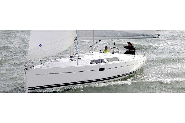 Hanse 375 Sister ship