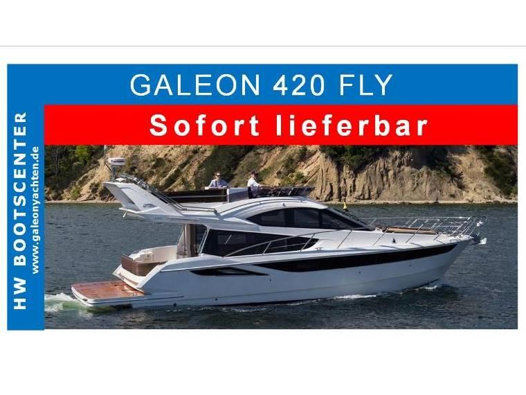 Galeon Galeon  420 FLY VERKAUFT