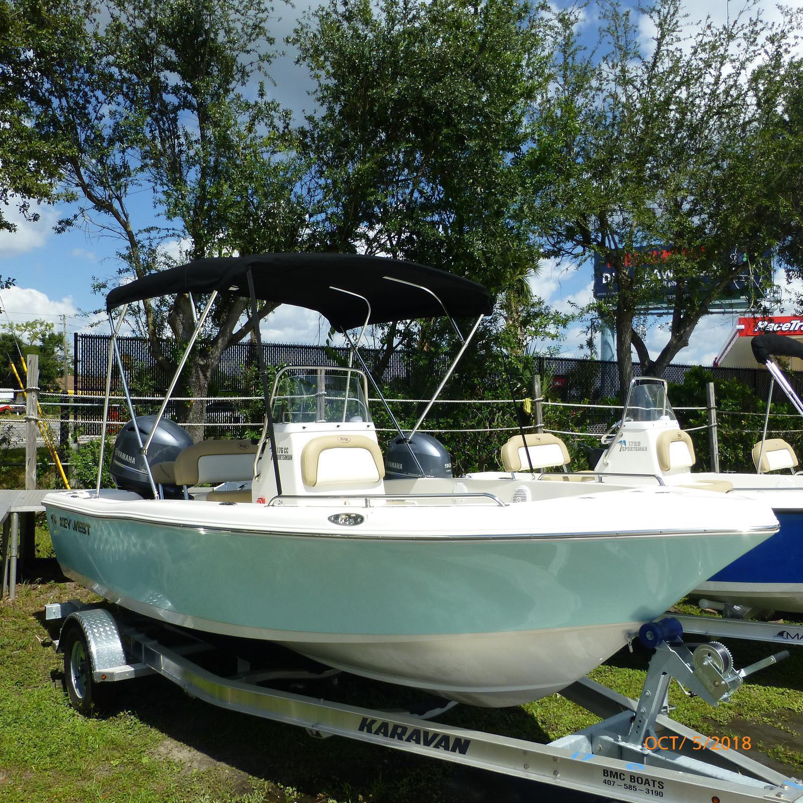 Key West Boats, Inc. 176 CC