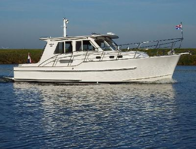 Halvorsen 32 Cruiser Full Options