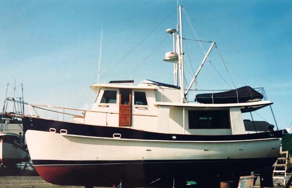 Krogen 42 Sea Vista