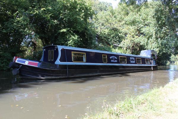 Narrowboat 57' Dave Clarke Cruiser Stern Dave Clarke 57' Narrowboat