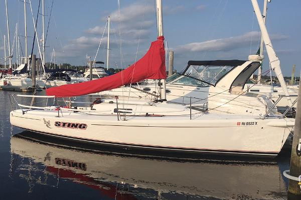 J Boats J/92S