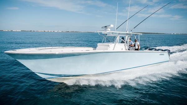 SeaHunter 45 Port Profile