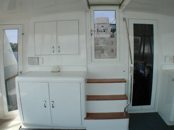 Aft Deck Looking Forward