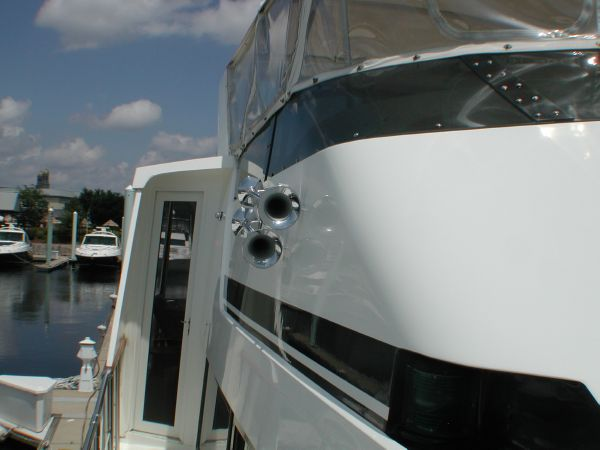 Starboard Side Looking Aft