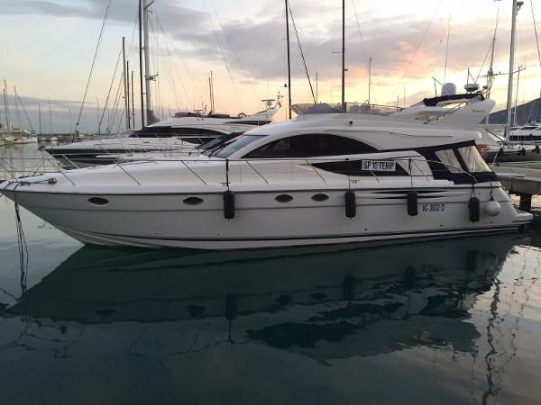 Fairline Phantom 50 IMG_3047