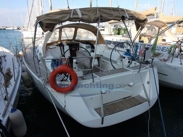 Dufour Yachts 425 Grand large Abayachting Dufour 425 GL - Grand Large 1