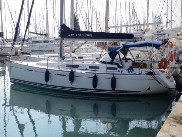 Dufour 365 Grand Large Dufour 365 - Sailing Yacht