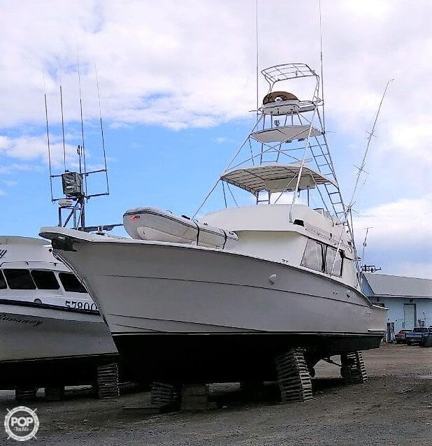 Hatteras 52 Convertible 1988 Hatteras 52 Convertible for sale in Anchor Pt, AK