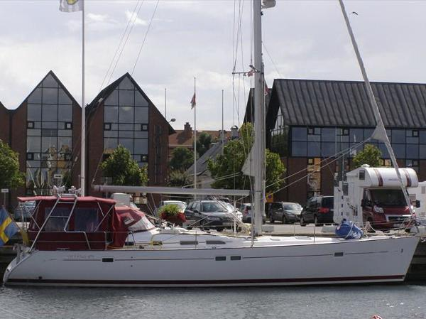 Beneteau Oceanis Clipper 473 Beneteau Oceanis Clipper 473 - actual vessel