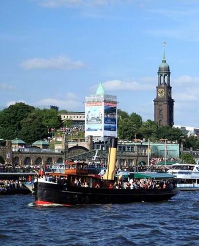 Tugboat Former steamer/ice breakertug