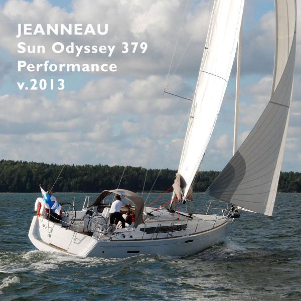 Jeanneau Sun Odyssey 379 Performance JEANNEAU Sun Odyssey 379 Performance