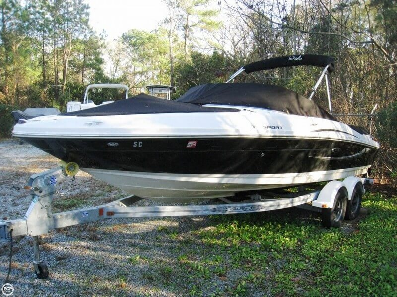 Sea Ray 205 Sport 2010 Sea Ray 205 Sport for sale in Hanahan, SC