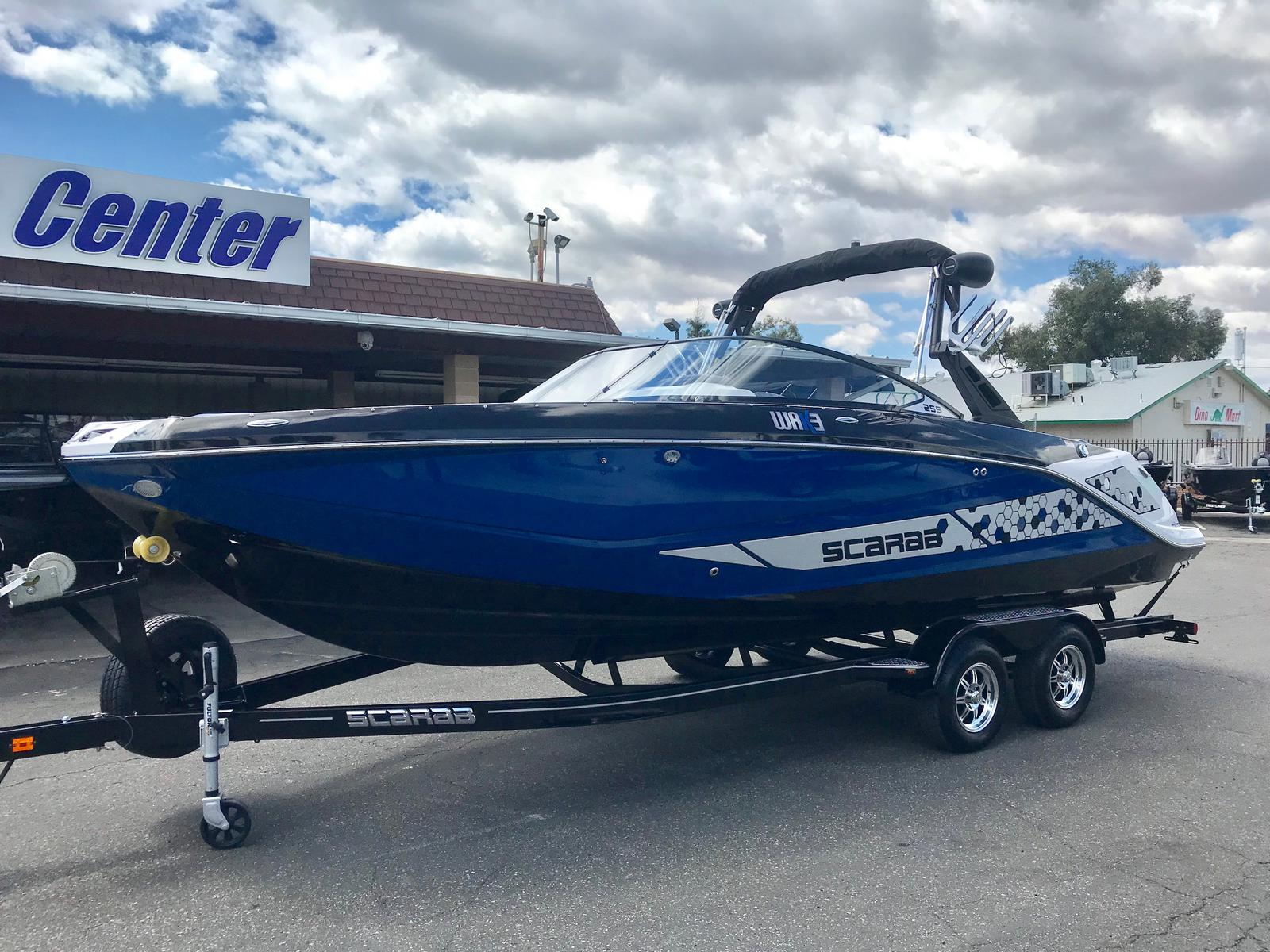 Scarab 255 ID w/ Twin 250 Supercharged Rotax Engines!