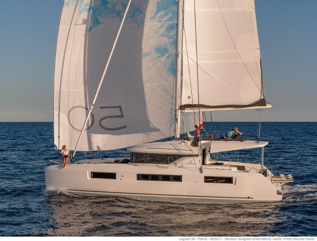 Lagoon 50 Lagoon 50 - Sailing