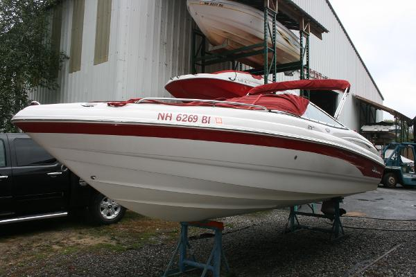 Chaparral 210 SS