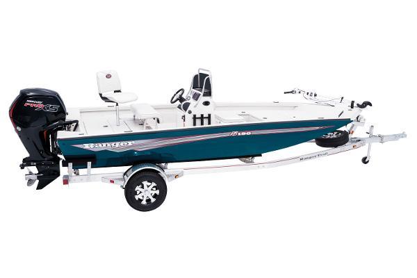 Ranger RB 190 Fisherman w/o set-back Manufacturer Provided Image
