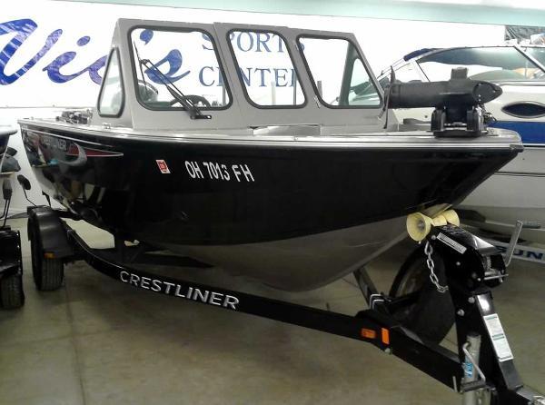 Crestliner Boats 1850 Commander