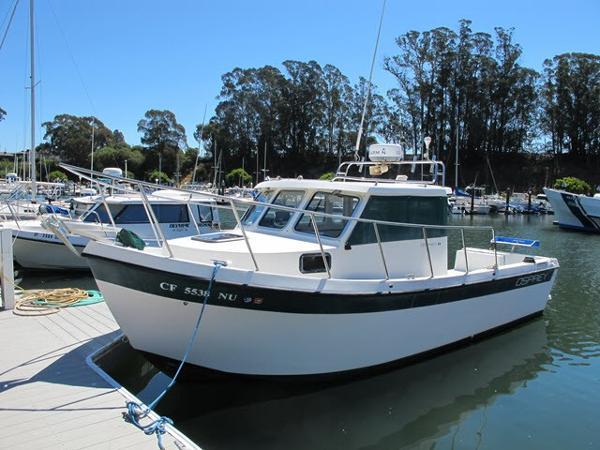 Osprey Pilothouse Fisherman 24