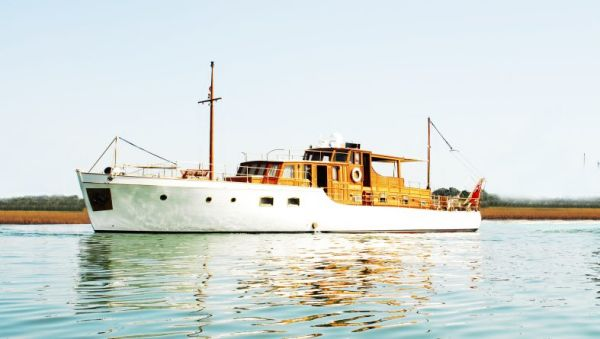 Custom Gamble Hestehauge - 27 Metre Historical Yacht Photo 1