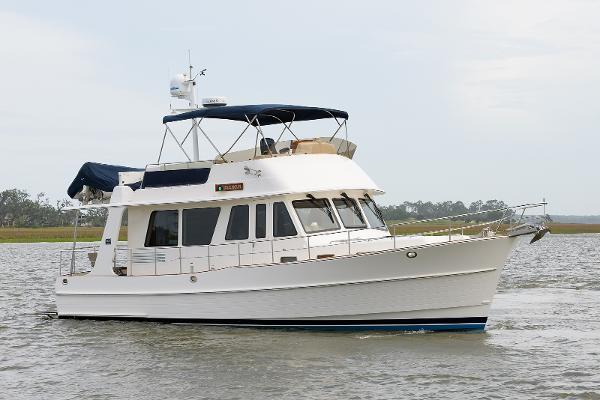 Grand Banks 41 Europa Profile, STBD