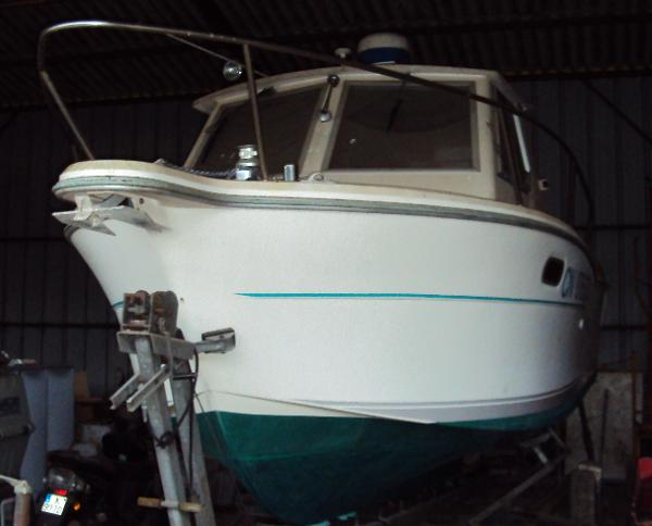 Ocqueteau ESPACE 740 FISHING