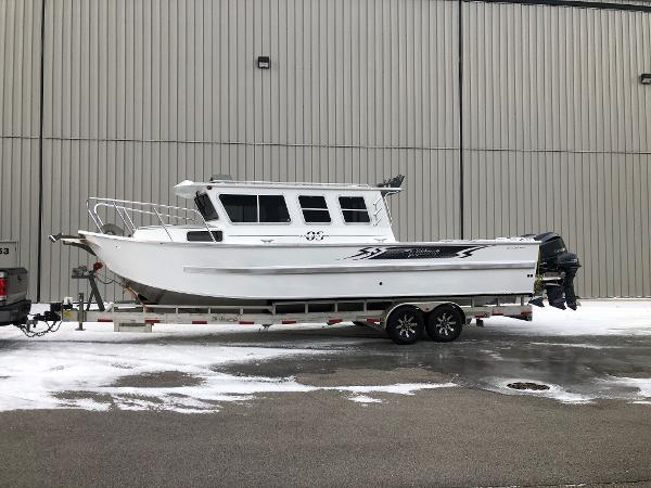 "Weldcraft 300 Cuddy King OS ""Great Lakes Edition"" Twin 300hp In Stock"