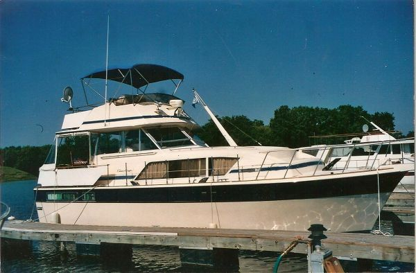 Chris-Craft 410 Motor Yacht 410 Commander