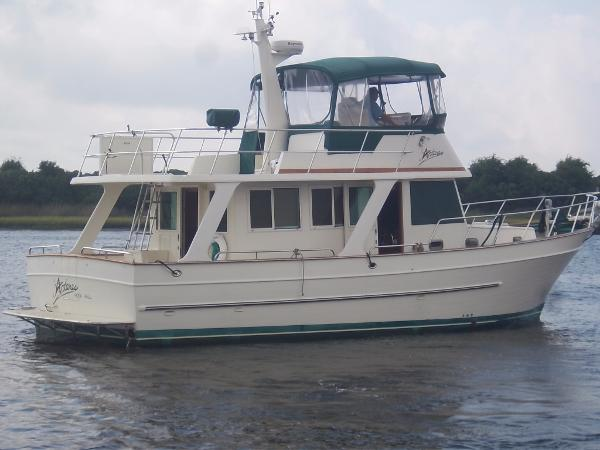 Mariner 40 SEDAN TRAWLER