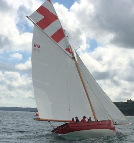 Heard Falmouth Working Boat