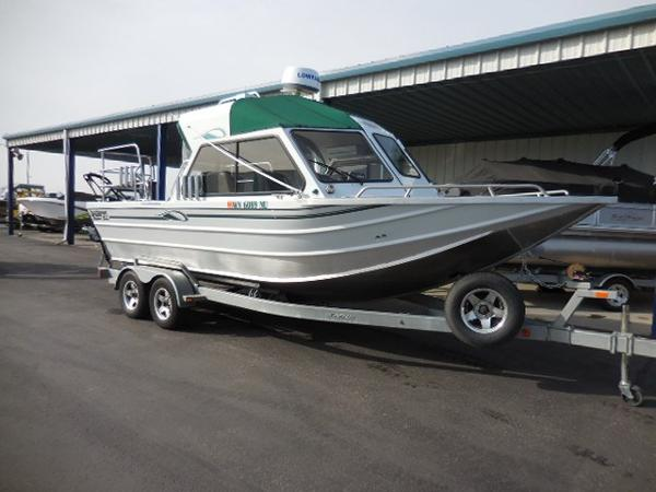 Northwest Boats 21 Signature
