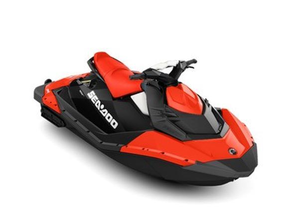 Sea-Doo SPARK™ 2-up Rotax 900 HO ACE IBR & CONV