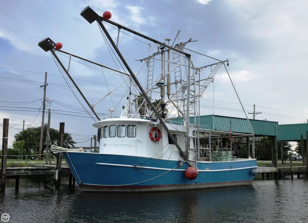 Custom All Aluminum 40 x 16 Shrimper Skimmer 2011 Custom Built All Aluminum 40 x 16 Shrimper Skimmer for sale in Saint Bernard, LA