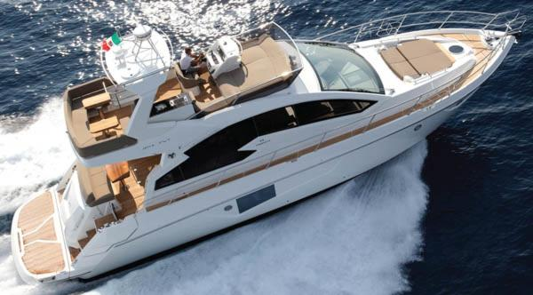 Cranchi 58 FLY Cranchi 58 FLY - Sister Boat