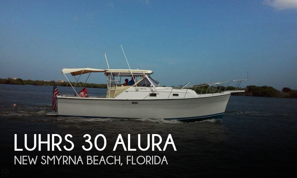 Luhrs 30 Alura 1987 Luhrs 30 Alura for sale in New Smyrna Beach,, FL