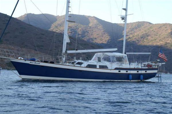 Irwin Ketch at Catalina