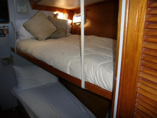 forward port cabin- facing aft